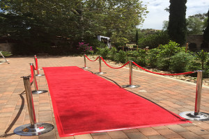 rent a red carpet