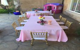 Kids Table Decoration