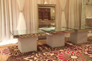 golden table rental