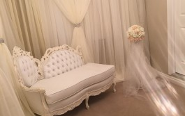 wedding sofa rental