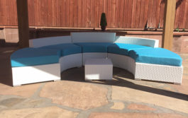 Outdoor Furniture Decoration