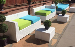 Outdoor Furniture Rentals
