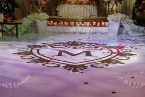 wedding dance floor rentals la