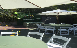 Outdoor Party Rental