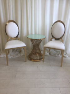 gold chair rentals
