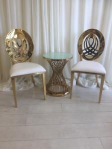 gold chair rentals
