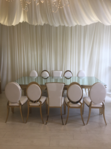 table & chair rentals los angeles