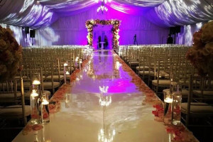 Los Angeles dance floor rentals
