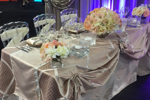 table and chair rentals