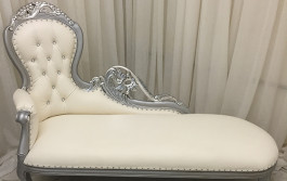 wedding rentals sofa