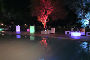 night party rentals