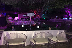 Night Party Chairs Rental