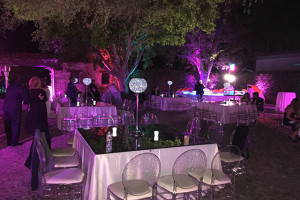 Night Table and Chair Rentals