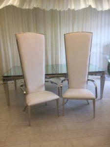 sweetheart chair rentals