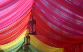 Los Angeles tenting