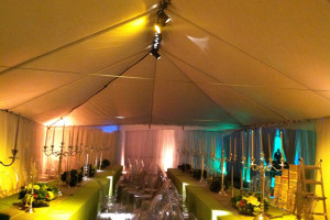 Catering tenting
