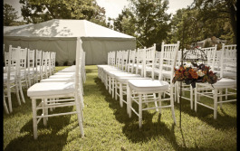 tent chairs