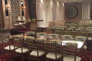 golden wedding rentals